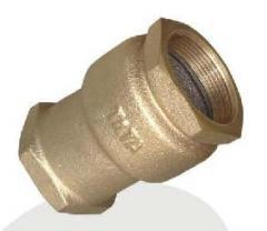 Válvula de Retenção Vertical Vedação Metálica Classe 125 PSI