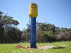 Reservatório Taça de Coluna Seca