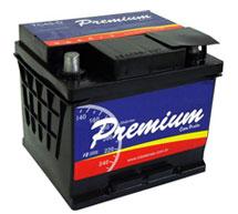Bateria selada automotiva