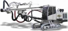 Carreta de Perfuração Hidráulica Mw - 4000 Ca