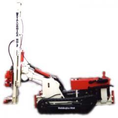 Perfuratriz Hidráulica p/ Micro Estaca