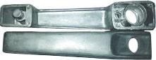 Maçanetas - Mercedes - Aluminio