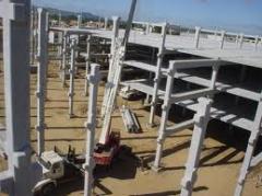 Construções pré-fabricadas