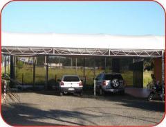 Estufas usadas para garagens