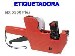 Etiquetadora MX 5500 Plus