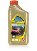 Havoline Premium Motor Oil SAE 20W-50