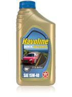 Havoline Semi-Synthetic Motor Oil SAE 15W-40