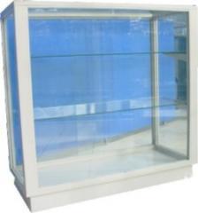 Balcão loja c/ vidro 1,50m