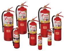 Extintores Kidde Premium