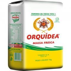 Farinha de Trigo Massa Fresca - pacote 1 e 5 kg