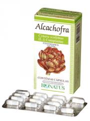 Extrato seco de Alcachofra