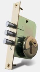 Fechadura adicional Tri Lock MUL-T-LOCK