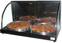 Estufas c/ Banho Maria p/ Pizzas Fatiadas