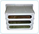 Protetores de ar condicionado