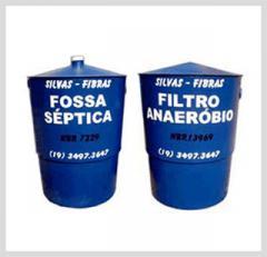 Fossa Séptica e Filtro Anaeróbio