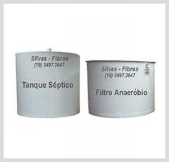 Tanque Séptico e Filtro Anaeróbio