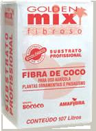 Fibra de coco Golden Mix Chips