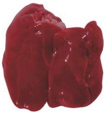 Miúdos Congelado de Frango – Fígado (Cons/Animal)