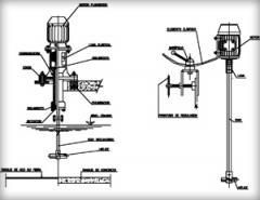 Misturador Rápido Vertical ou Inclinado