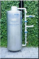 Filtros a agua para condominios