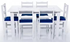 Mesa e Cadeira em MDF