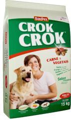 Crok Crok Frango e Vegetais – Raças Médias e