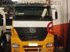Caminhão Mercedez Benz AXOR 2035 S