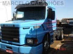 Caminhão Scania T113 H 4X2 360