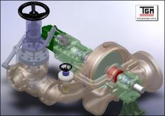 Turbinas a vapor - Baixa Pressão e Temperatura