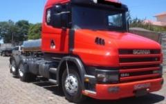 Scania - T124 360