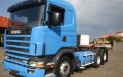 Scania - R124 GA6X2 NZ 420