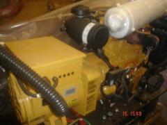 Motor Perkins 4cc, Gerador olympian caterpillar