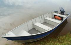 Barco ALuminio Metalglass Aruak 500 BA