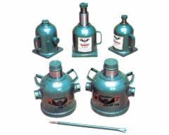 Macacos hidraulicos tipo garrafa linha pesada