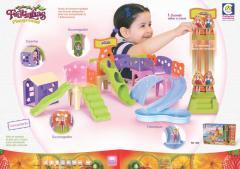 Coleção Frutinhas Playground