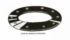 Junta de Vedação p/ Tubulação