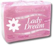 Absorventes Lady Dream