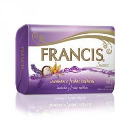Francis Suave - Sabonete em barra Lavanda e Frutas