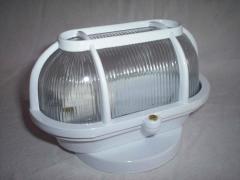 Tartaruga de Aluminio 60W Vidro Prismatico