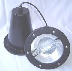 Embutido de Solo para lampada HQI