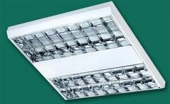 LSET4X14- Luminária de sobrepor ou pendente