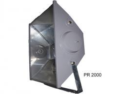 Projetor de longo alcance, p/lâmpada 2000w