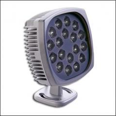 Projetor com Power LEDs DE 1W