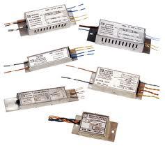Reatores transistorizados para lâmpada