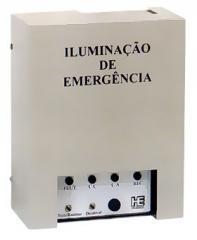 Central de Iluminação de emergência