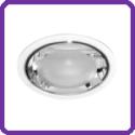 Luminária circular de embutir SCE‐506