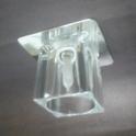 Embutido Cubo Vidro