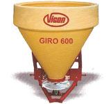 Adubadoras de 1 disco Giro 400/600