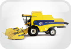 Colheitadeiras New Holland CS