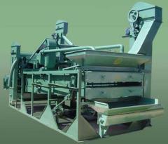 Máquina para Beneficiamento de Forrageiras
